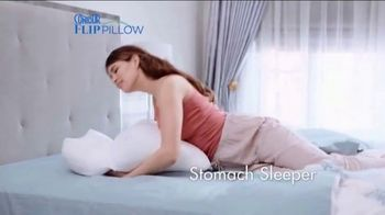 Contour Flip Pillow TV Spot, 'One Pillow Does it All' - Thumbnail 7