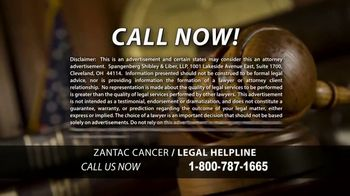 Spangenberg, Shibley & Liber, LLP TV Spot, 'Zantac: Legal Helpline' - Thumbnail 8