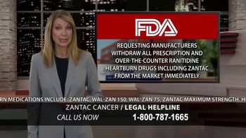 Spangenberg, Shibley & Liber, LLP TV Spot, 'Zantac: Legal Helpline' - Thumbnail 2