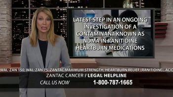 Spangenberg, Shibley & Liber, LLP TV Spot, 'Zantac: Legal Helpline' - Thumbnail 3