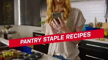 Food Network Kitchen App TV Spot, 'Stuck at Home: 20 Minutes to Delicious' - Thumbnail 6