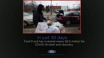 Ford Motor Company Fund TV Spot, 'Community' [T2] - Thumbnail 9