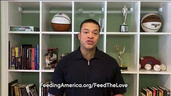 Feeding America TV Spot, 'Disney: Feed the Love' Ft. Jimmy Kimmel, Michael Strahan, Emily Tosta - Thumbnail 9
