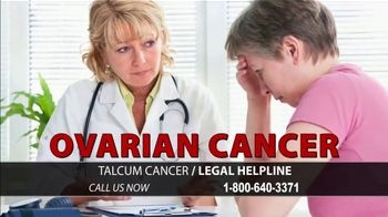 Onder Law Firm TV Spot, 'Baby Powder: Ovarian Cancer' - Thumbnail 2