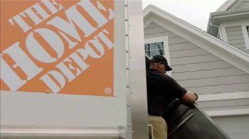 The Home Depot TV Spot, 'Cool Drinks & Midnight Snacks: GE Laundry Pair & $600 Savings' - Thumbnail 4