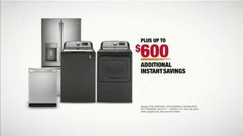 The Home Depot TV Spot, 'Cool Drinks & Midnight Snacks: GE Laundry Pair & $600 Savings' - Thumbnail 8