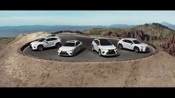 Lexus TV Spot, 'Questions' [T1] - 3251 commercial airings