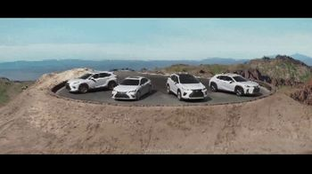 Lexus TV Spot, 'The Road Ahead' [T1] - 2347 commercial airings