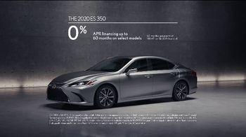 2020 Lexus ES TV Spot, 'I Got It' [T2] - Thumbnail 9