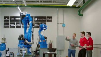 BTN LiveBIG TV Spot, 'How Ohio State is Revolutionizing Manufacturing' - Thumbnail 3