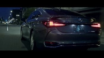 Lexus ES TV Spot, 'Why Bother' [T1] - 10315 commercial airings