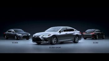 Lexus ES TV Spot, 'Why Bother' [T1] - Thumbnail 9