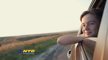 National Tire & Battery TV Spot, 'Gearing Up: $70 Mail-In Rebate on Cooper Tires' - Thumbnail 1