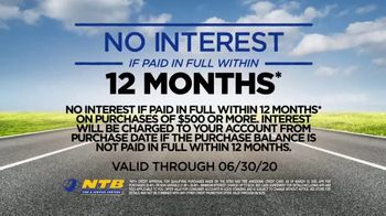 National Tire & Battery TV Spot, 'Gearing Up: $70 Mail-In Rebate on Cooper Tires' - Thumbnail 7