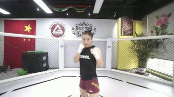 GRRRL TV Spot, 'Fight Ambassador' Featuring Zhang Weili - 2 commercial airings