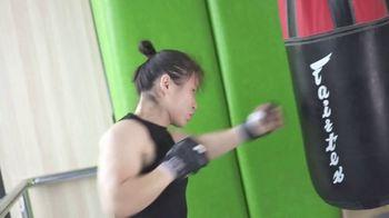 GRRRL TV Spot, 'Fight Ambassador' Featuring Zhang Weili - Thumbnail 9