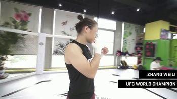 GRRRL TV Spot, 'Fight Ambassador' Featuring Zhang Weili - Thumbnail 2