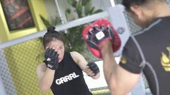 GRRRL TV Spot, 'Fight Ambassador' Featuring Zhang Weili - Thumbnail 5