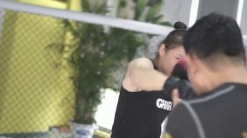 GRRRL TV Spot, 'Fight Ambassador' Featuring Zhang Weili - Thumbnail 6