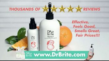 Dr. Brite Naturals Hand Sanitizer TV Spot, 'Today's New Normal' - Thumbnail 8