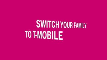 T-Mobile Essentials TV Spot, \'Families Save Big: 50 Percent\'
