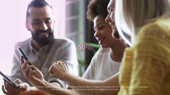 T-Mobile Essentials TV Spot, 'Families Save Big: 50 Percent' - Thumbnail 5