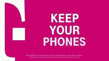 T-Mobile Essentials TV Spot, 'Families Save Big: 50 Percent' - Thumbnail 8
