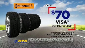 National Tire & Battery TV Spot, 'Gearing Up: Continental Tires' - Thumbnail 5