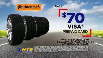 National Tire & Battery TV Spot, 'Gearing Up: Continental Tires' - Thumbnail 6