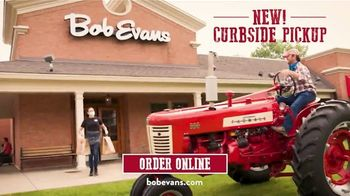 Bob Evans Restaurants Curbside Pickup TV Spot, 'Drive Up'