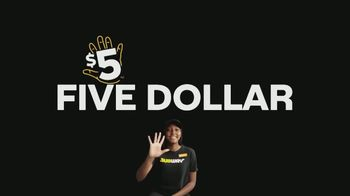 Subway $5 Footlongs TV Spot, \'When You Buy Two\'