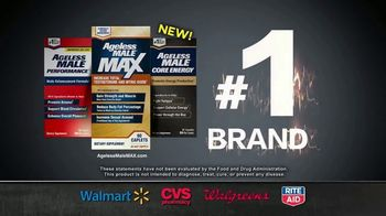 Ageless Male MAX TV Spot, 'Number One Brand' - Thumbnail 7