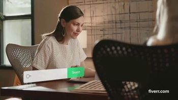Fiverr TV Spot, 'Connect in Minutes' - Thumbnail 3