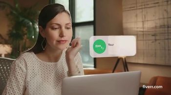Fiverr TV Spot, 'Connect in Minutes' - Thumbnail 8