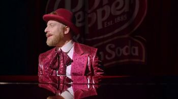 Dr Pepper & Cream Soda TV Spot, 'A Delicious Duet: Piano' - Thumbnail 5