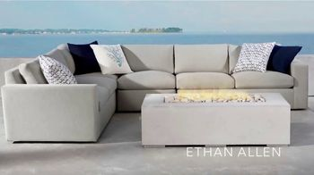Ethan Allen Father's Day Sale TV Spot, 'Enhance Your Outdoor Living Space'