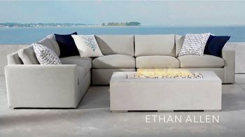 Ethan Allen Father's Day Sale TV Spot, 'Enhance Your Outdoor Living Space' - Thumbnail 3