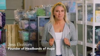 Headbands of Hope TV Spot, '30% Off Plus a Free Travel Pouch' - Thumbnail 3
