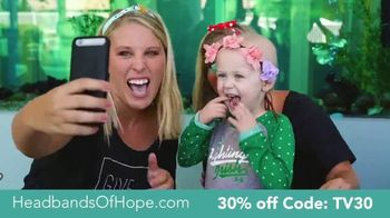 Headbands of Hope TV Spot, '30% Off Plus a Free Travel Pouch' - Thumbnail 8