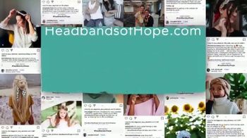 Headbands of Hope TV Spot, '30% Off Plus a Free Travel Pouch' - Thumbnail 9