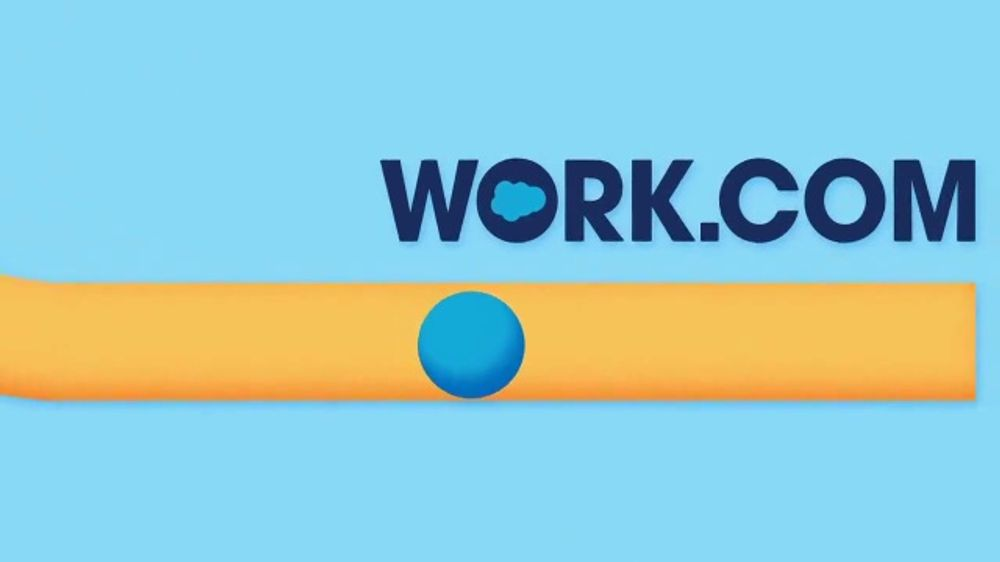 Salesforce Work.com TV Commercial, 'Journey'
