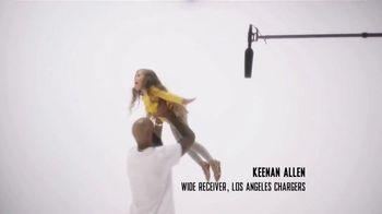 National Responsible Fatherhood Clearinghouse TV Spot, 'Dance Like a Dad' Ft. Keenan Allen - Thumbnail 2