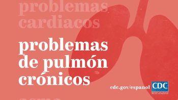 Centers for Disease Control and Prevention TV Spot, 'COVID-19: ¿Quién está en riesgo?' [Spanish] - Thumbnail 4