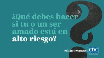 Centers for Disease Control and Prevention TV Spot, 'COVID-19: ¿Quién está en riesgo?' [Spanish] - Thumbnail 6