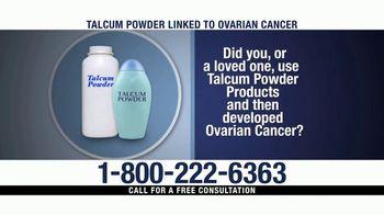 Ventura Law Center TV Spot, 'Talcum Powder Lawsuit' - Thumbnail 5