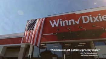 Winn-Dixie TV Spot, 'Round Up Your Total for America's Heroes' - Thumbnail 2