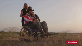 Winn-Dixie TV Spot, 'Round Up Your Total for America's Heroes' - Thumbnail 6