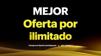 Sprint TV Spot, 'Cuatro líneas: $100 dólares y Galaxy' [Spanish] - Thumbnail 3