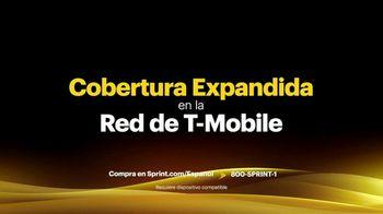 Sprint TV Spot, 'Cuatro líneas: $100 dólares y Galaxy' [Spanish] - Thumbnail 6