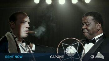 DIRECTV Cinema TV Spot, 'Capone' - 7 commercial airings
